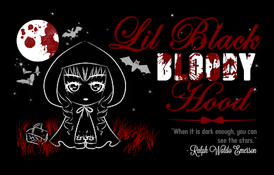 Lil Black Bloody Hood