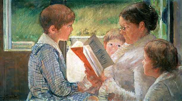 القراءة ركيزة اساسية للتربية والتعليم