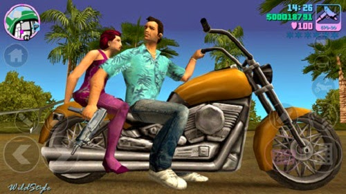 Download GTA Vice City v1.03 Screen