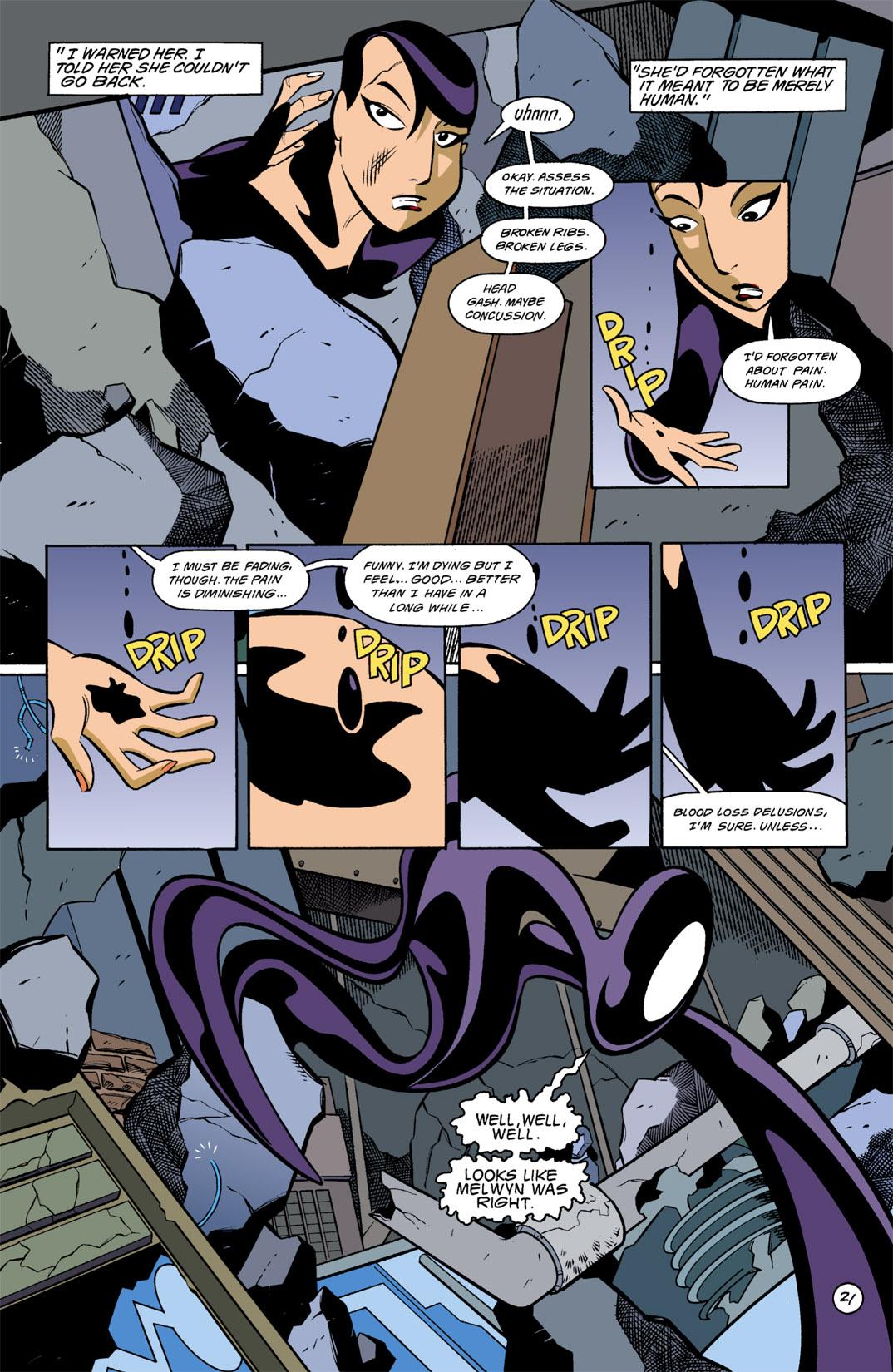Batman Beyond [II] Issue #2 #2 - English 22