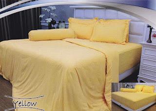 sprei Internal Vallery Yellow
