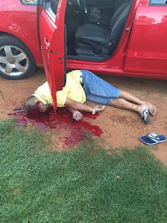 DORES: Motorista é assassinado a tiros