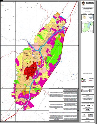 El Debate Boyacense El Aeropuerto De Tunja Debe Servir Al - Tunja map