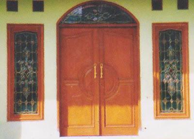 Ispirasi Model Pintu Rumah Minimalis Terbaru
