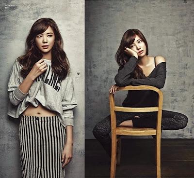Lee Tae Im - Esquire November 2013