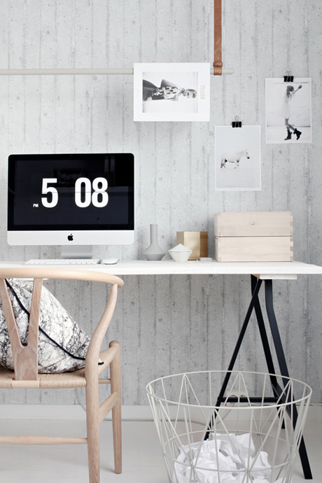 life as a moodboard home office nina holst for ferm living. Black Bedroom Furniture Sets. Home Design Ideas
