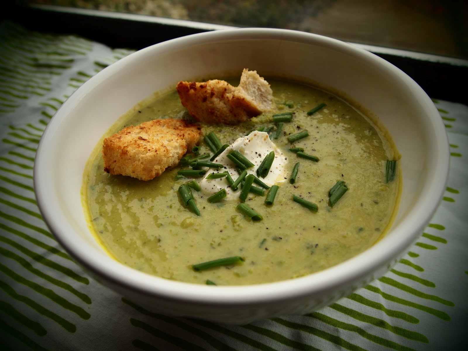 ... Young Dubliners and slip into something green, then make this soup