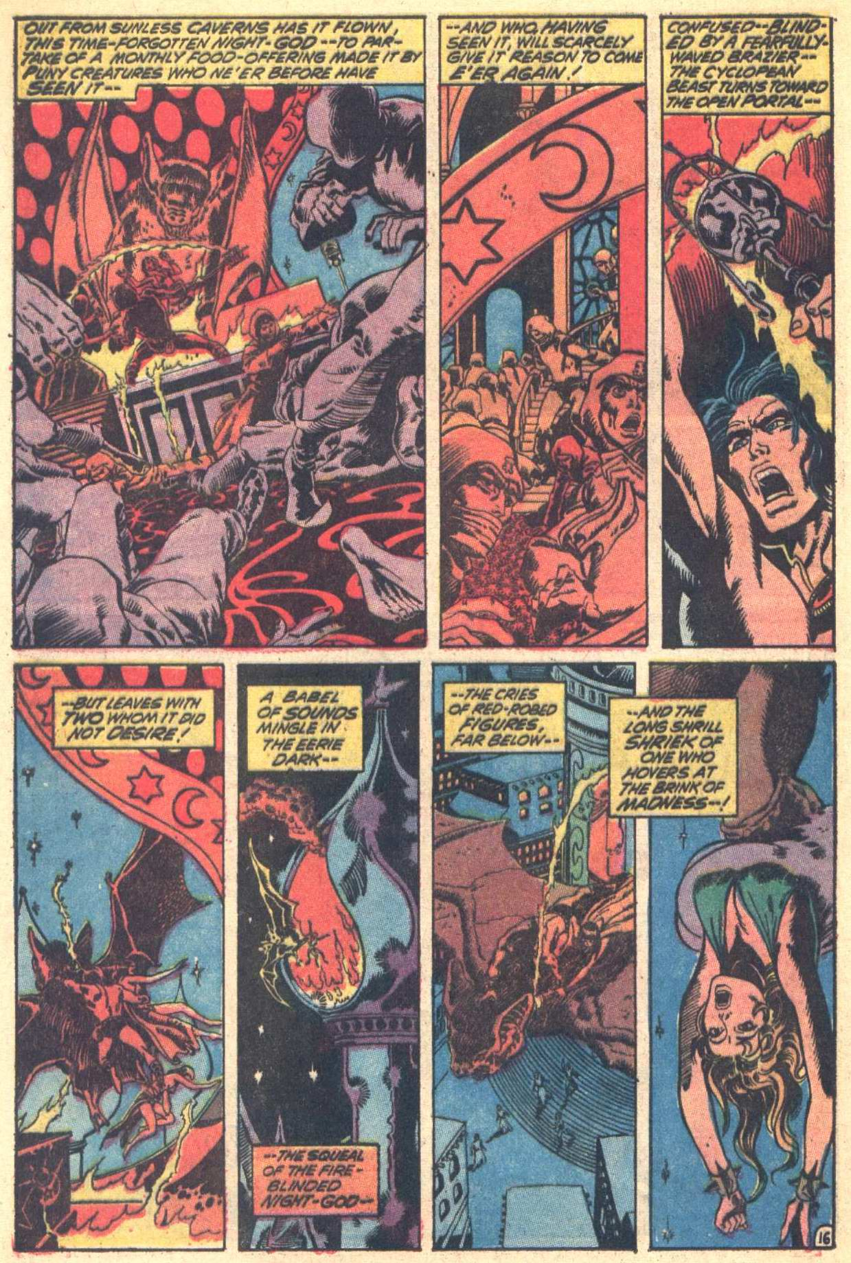 Conan the Barbarian (1970) Issue #6 #18 - English 17