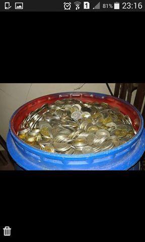 duit dalam tong