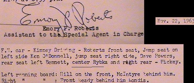 ROBERTS- MORE LIES (?!): RYBKA???