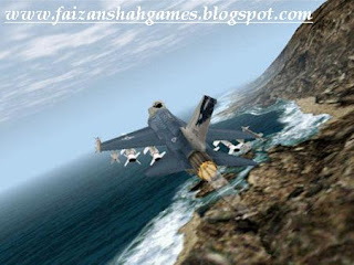 F 16 multirole fighter game free download full version