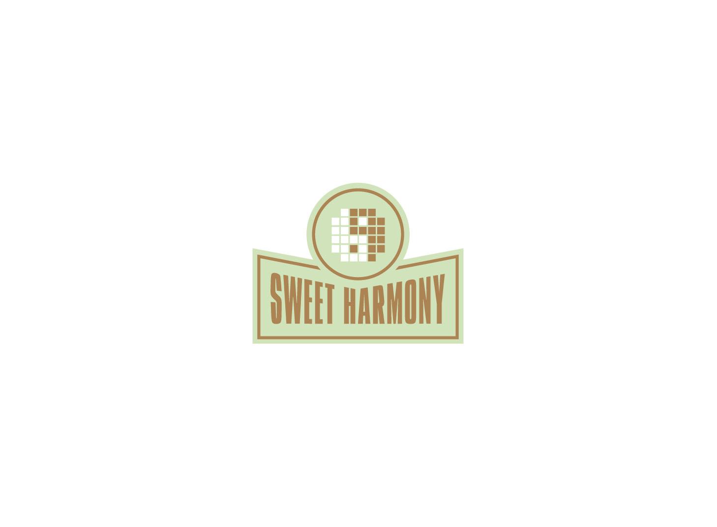 sandor laszlo design: Sweet Harmony logo