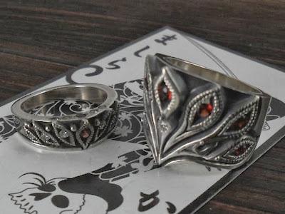 日本銀器品牌Big Black Maria的另一系列  ましらかしら 介紹