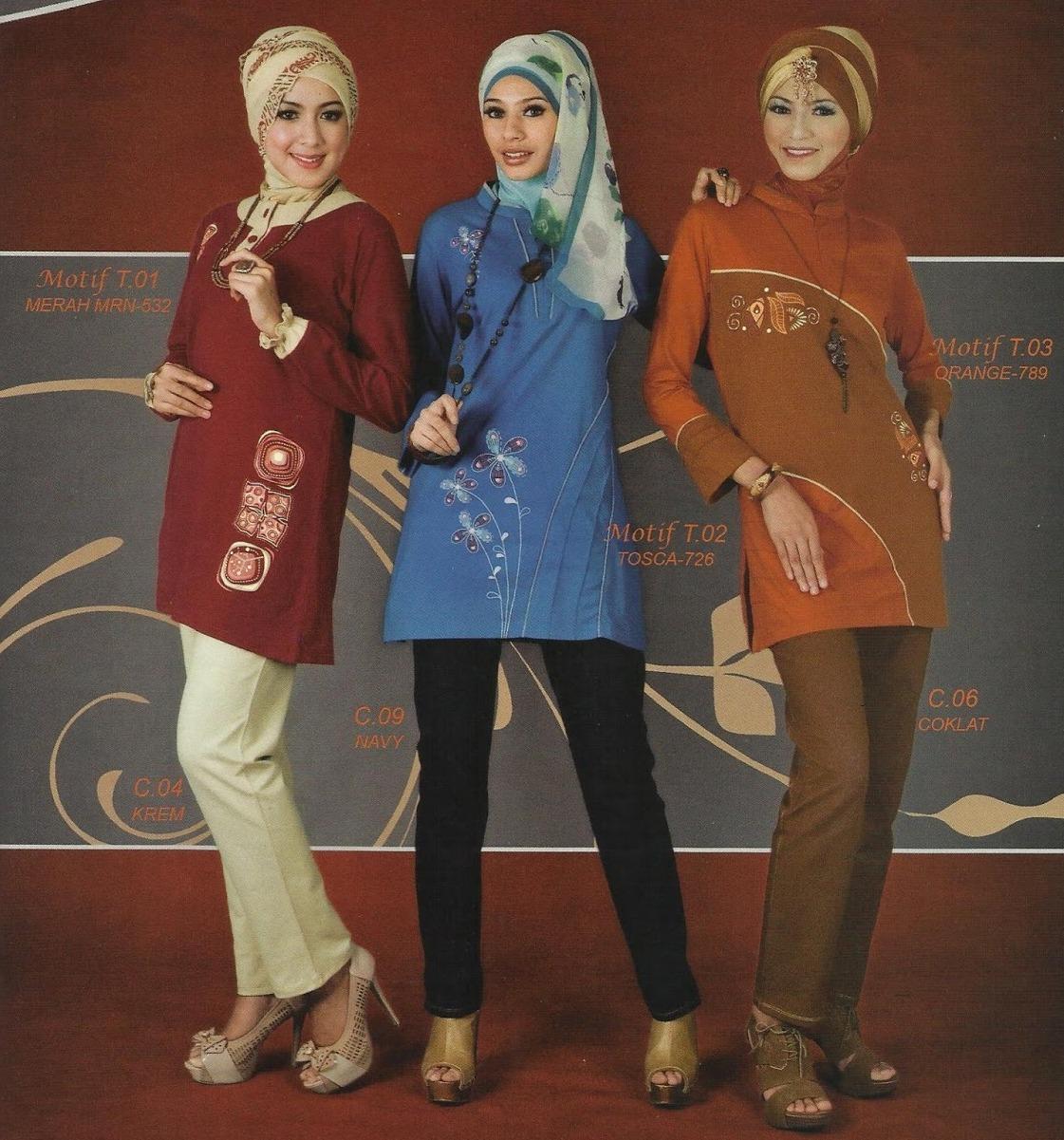 Sissy muslimah Baju gamis ninos