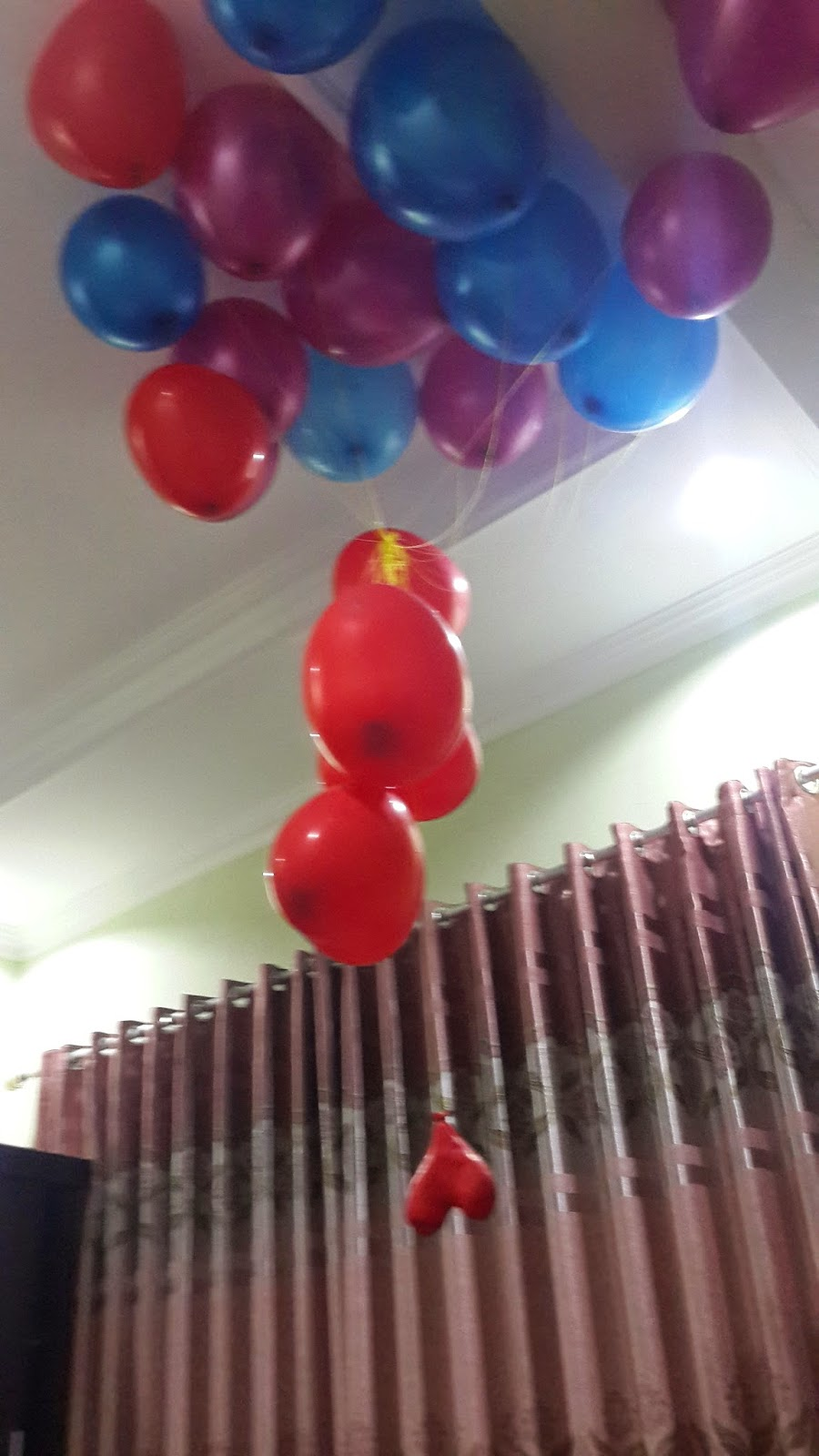 My Life Future Oktober 2014 Balon Huruf Pink Tulisan Nya Ga Jadi Di Tempelin Gara2 Malessssss