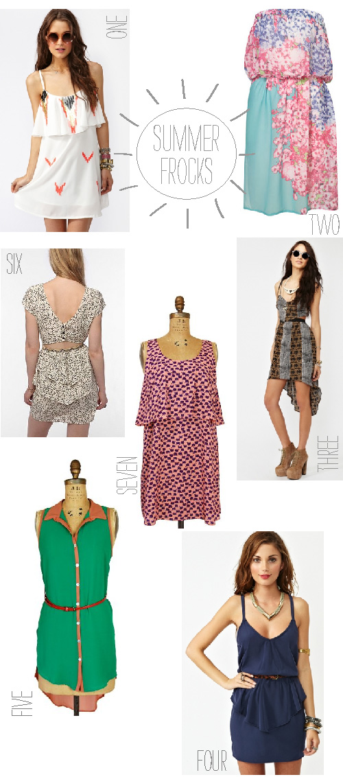 dresses, summer dressers, summer frocks