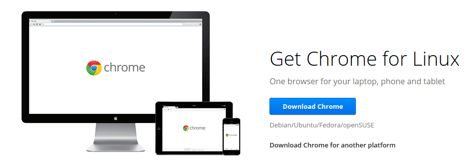 chrome for ubuntu