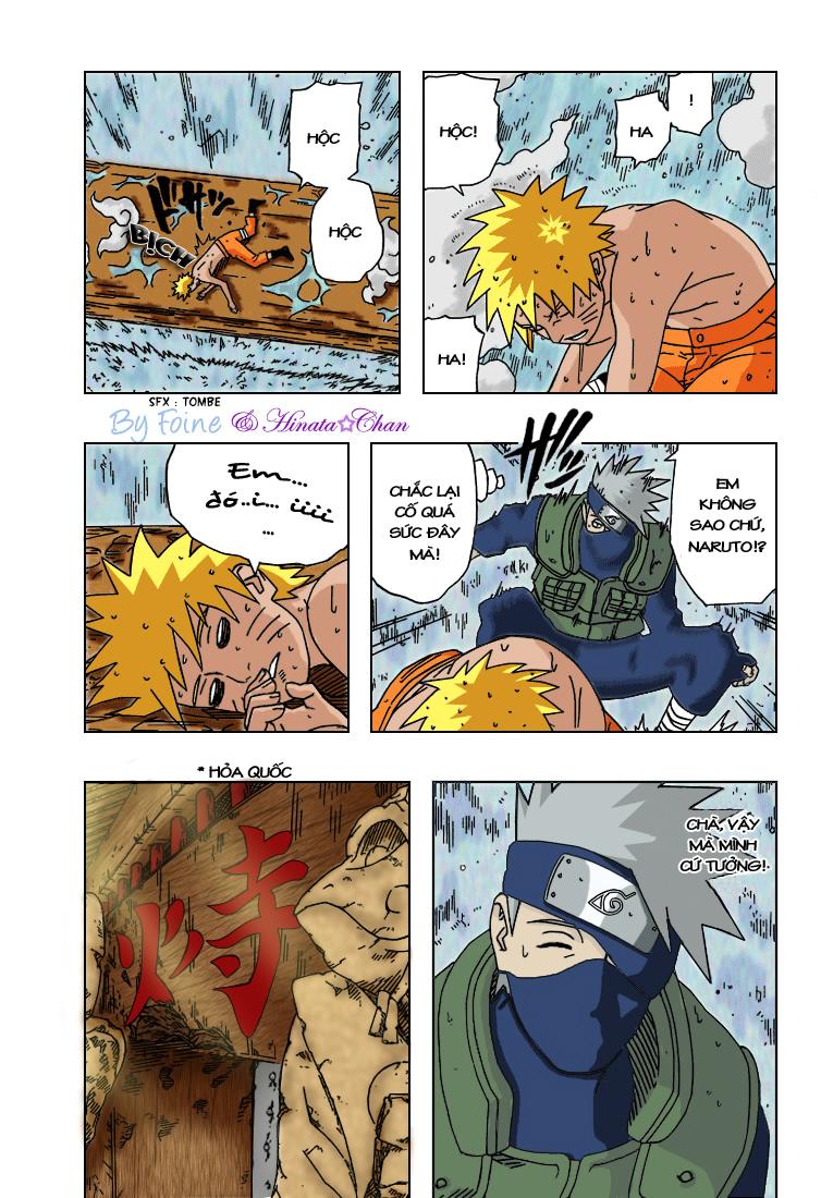 Naruto chap 320.Color Trang 7 - Mangak.info