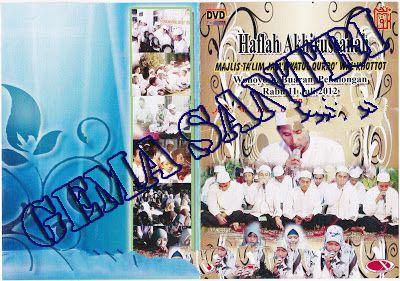 Mp3 Haflah Akhirussanah Al Fatihi Pekalongan 2012-Gema Santri