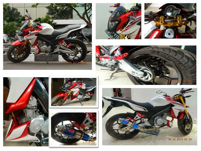 Modifikasi Yamaha Vixion Streetfighter (Biyanto) title=