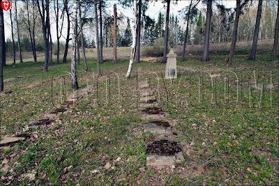 Братская могила немецких солдат Первой мировой войны