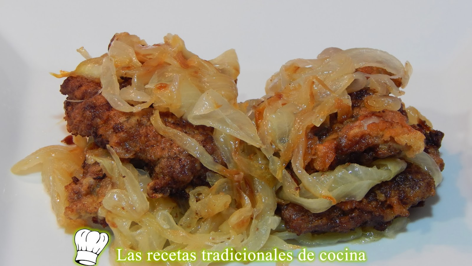 Receta de h gado rebozado con cebolla recetas de cocina for Cocinar higado de ternera