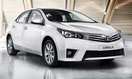 Spesifikasi dan Harga Toyota Altis New