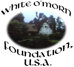 White O'Morn Foundation USA