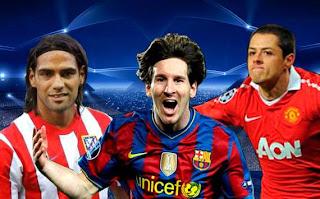 Las 'estrellas' latinas que habrían revolucionado la Eurocopa 2012