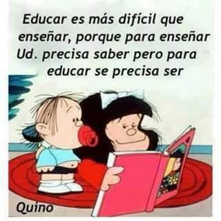 Nos dice Mafalda
