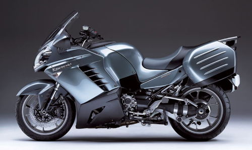Kawasaki Gtr Top Speed