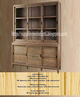furniture lemari buku minimalis perabot jati minimalis modern dari SULTAN FURNITURE INDONESIA