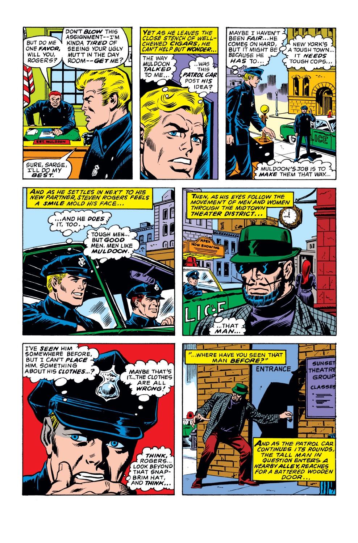Captain America (1968) Issue #149 #63 - English 8