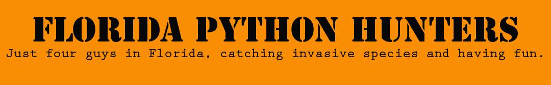 Florida Python Hunters