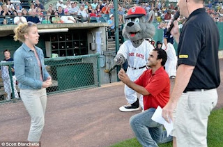 Baseball Proposal Hoax