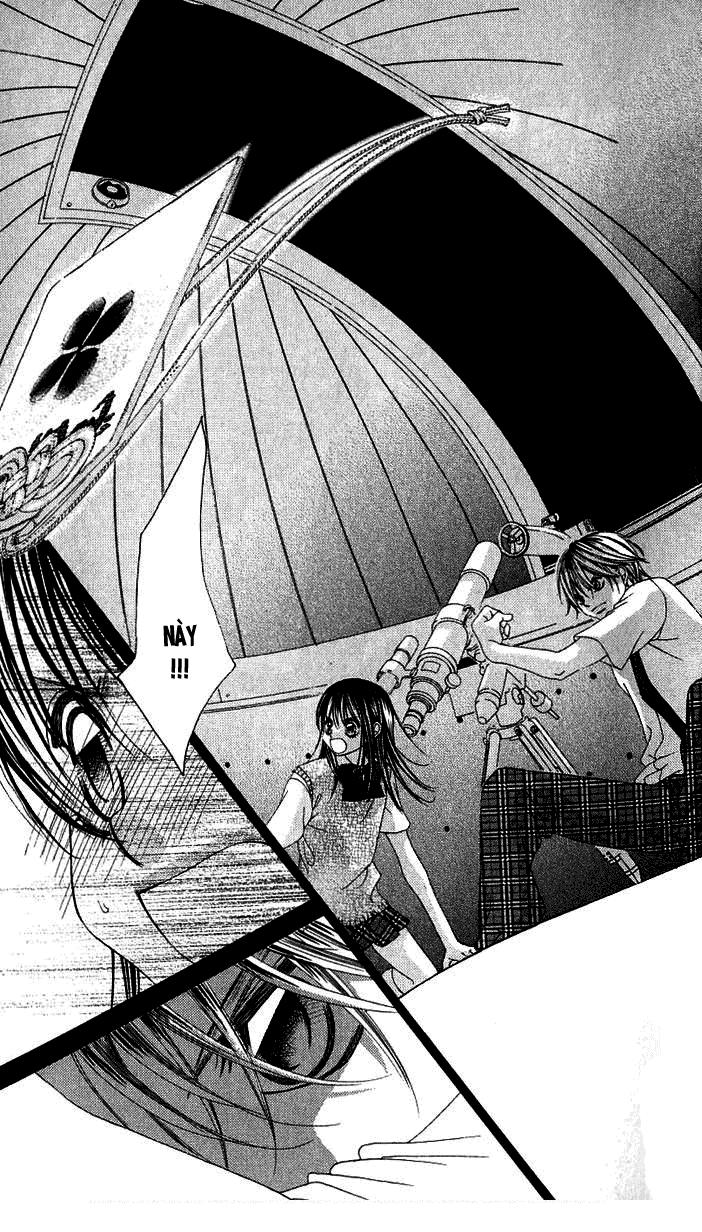 Boku no Hatsukoi wo Kimi ni Sasagu: Chapter 11