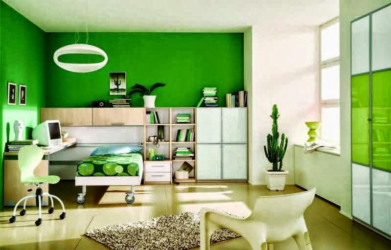 Contoh Kombinasi Warna Cat Rumah Minimalis Modern