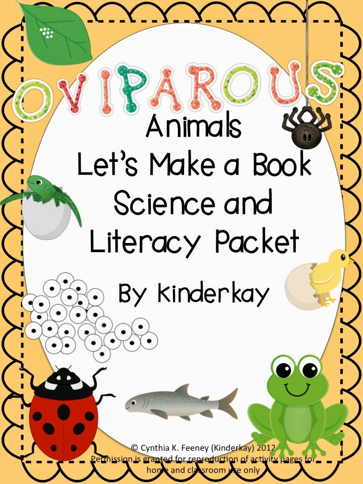 https://www.teacherspayteachers.com/Product/Oviparous-Animals-Lets-Make-a-Book-Science-and-Literacy-Pack-227430