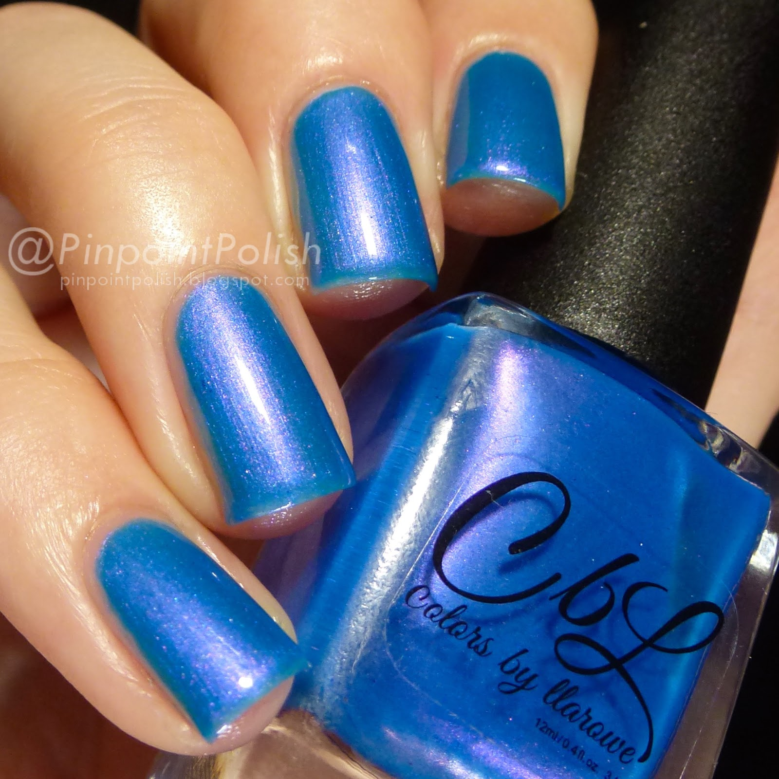 I Want the Fairytale, Colors by Llarowe, swatch