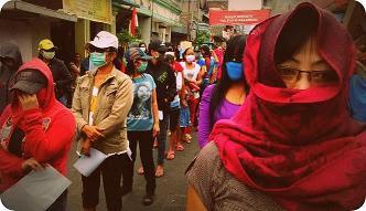 Ratusan eks-Pekerja Seks Komersial (PSK) dari Dolly Surabaya Berada di Tanah Papua
