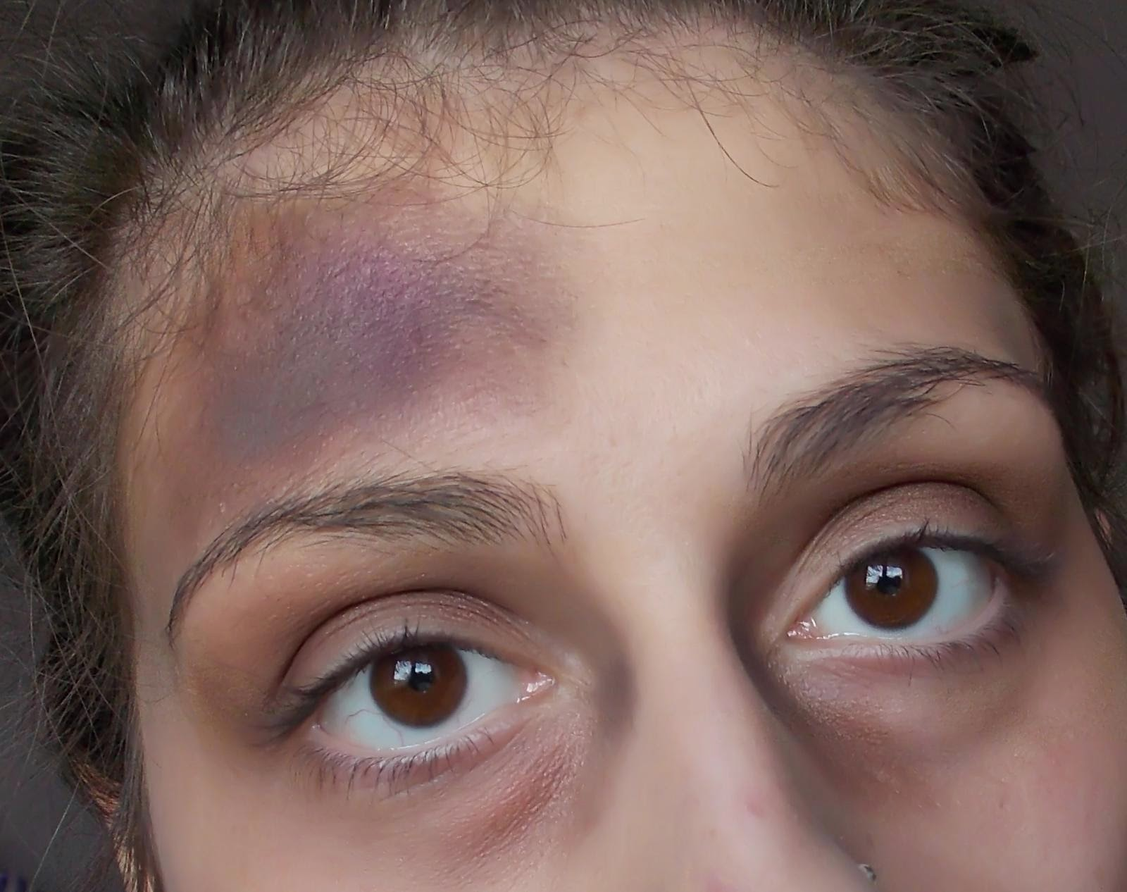 Makeup Ideas bruise makeup : Easy Generic Halloween Makeup Look ~ Beauty, Lifestyle, Ramblings with ...