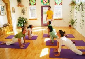 Yoga estático