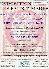 Exposition Philatélique étrangères