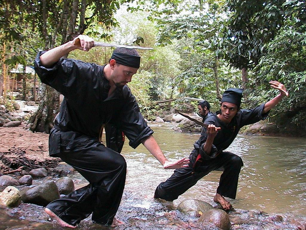 The Way hand-to-hand: Pencak Silat