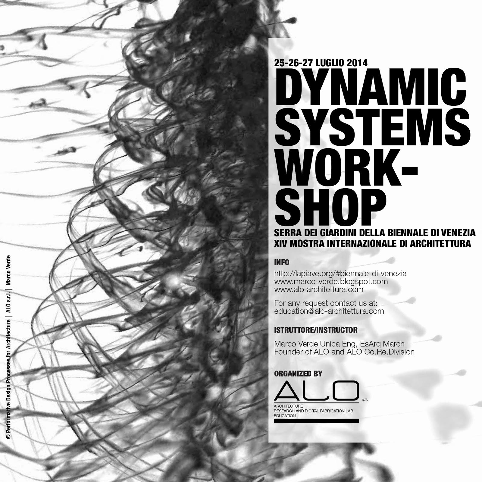 Performative Design Processes for Architecture | Marco Verde