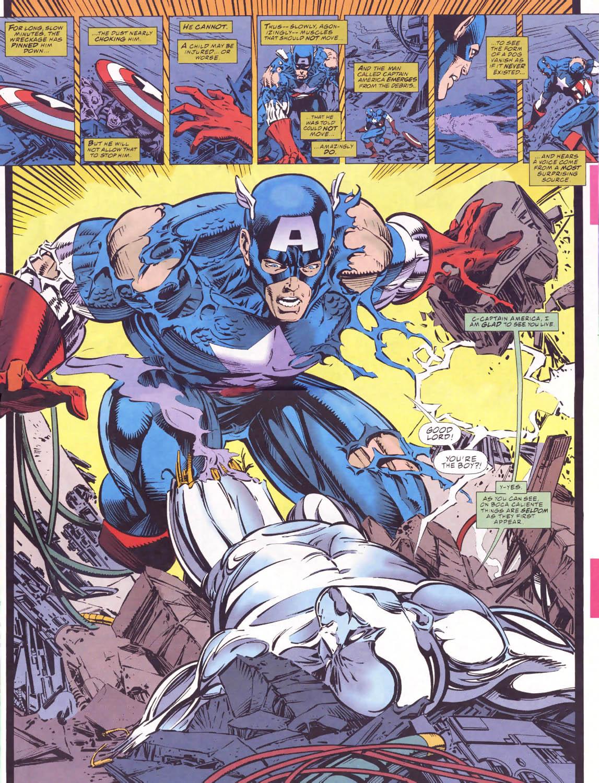 Captain America (1968) Issue #441b #395 - English 8