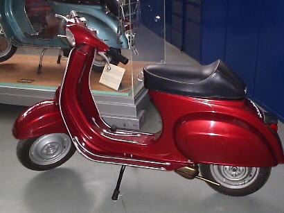 vespa 50 special 1991 vespa scooters. Black Bedroom Furniture Sets. Home Design Ideas