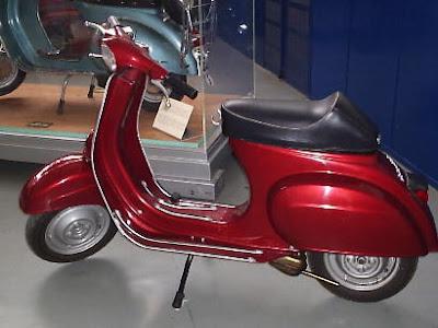 Source : http://www.museopiaggio.it/collezionevespa/collezione_Vespa