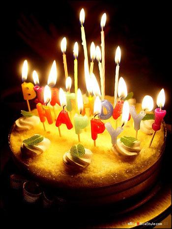 Happy Birthday Todd Cake