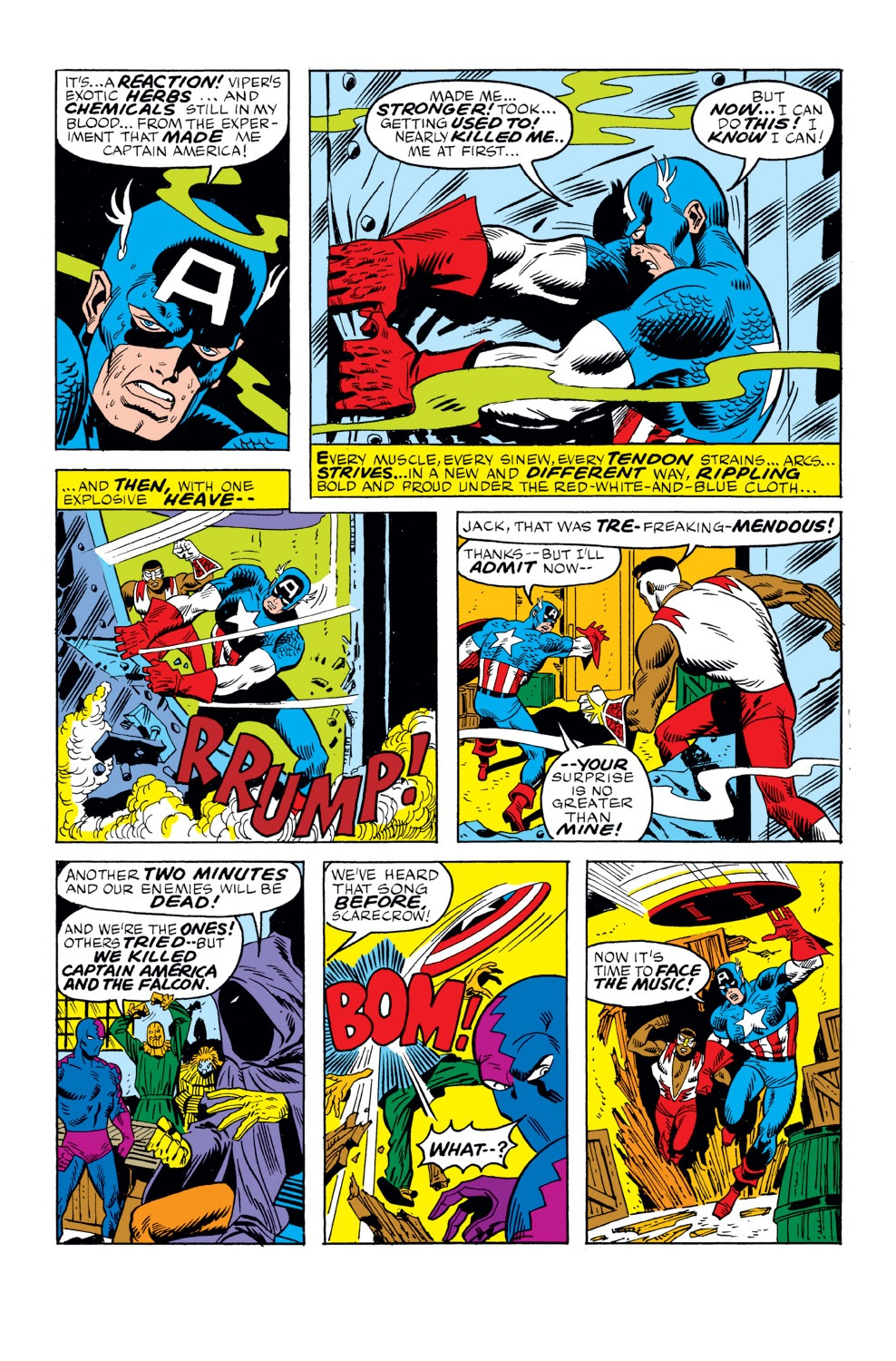 Captain America (1968) Issue #159 #73 - English 18